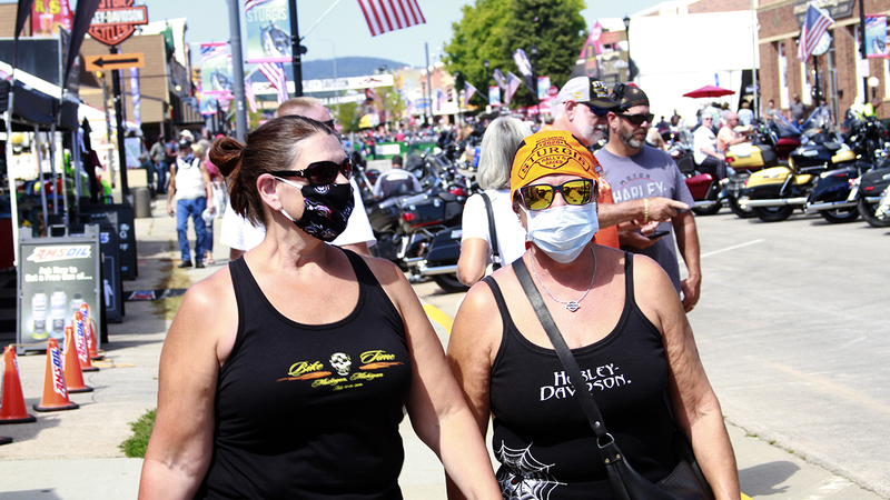 The Story Of The Sturgis Motorcycle Rally In South Dakota